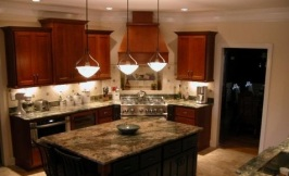 pendant-lighting-fixture-over-kitchen-remodeling-island-watermark